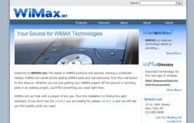 WiMax.net: php, MySQL
