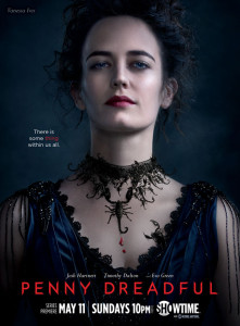 Penny Dreadful promo poster