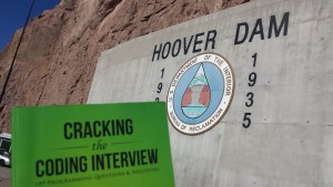 The Hoover Dam!
